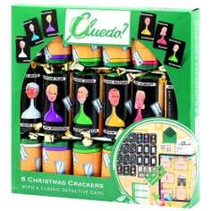 Hasbro Cluedo Crackers