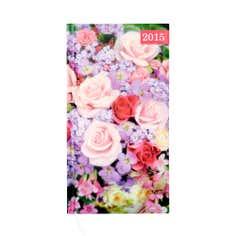 Flowers 2015 Slim Diary