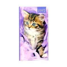 Kitten 2015 Slim Diary