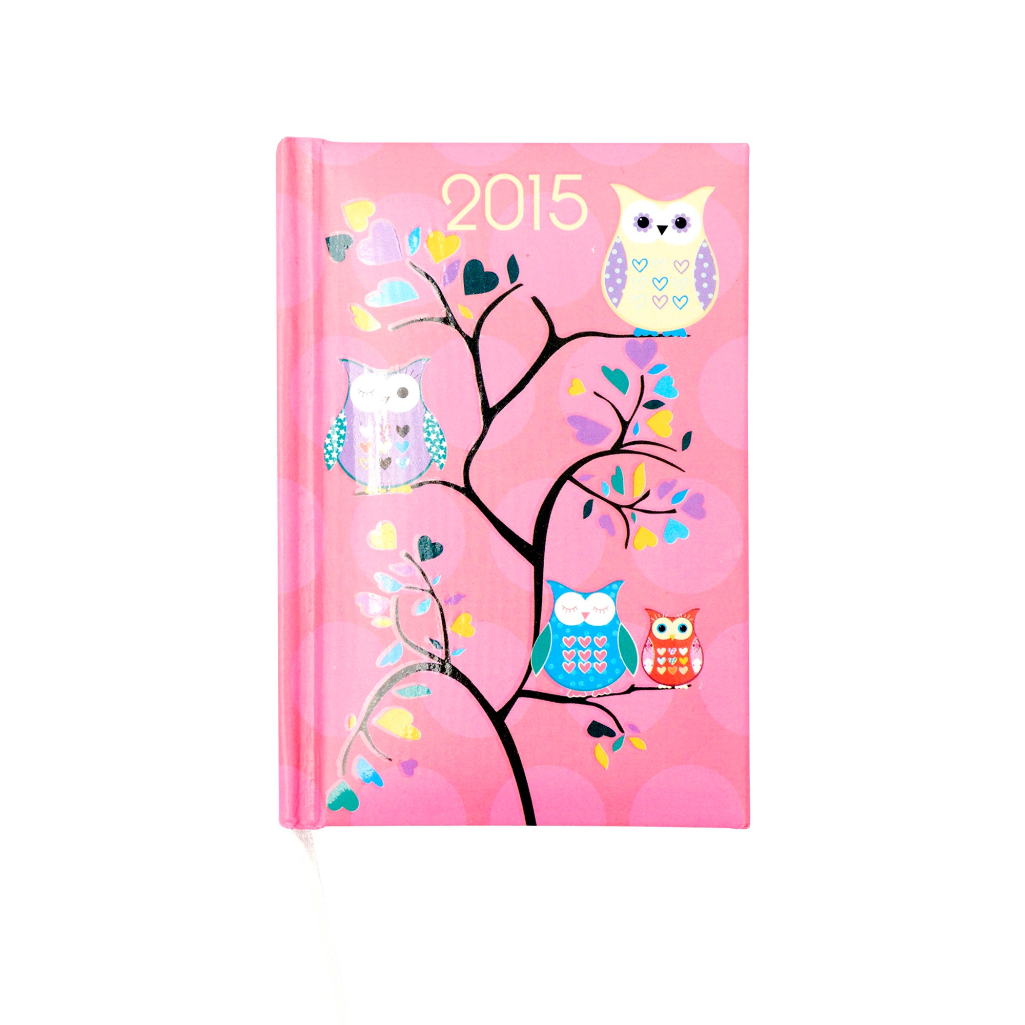 Hanging Owls 2015 Pocket Diary