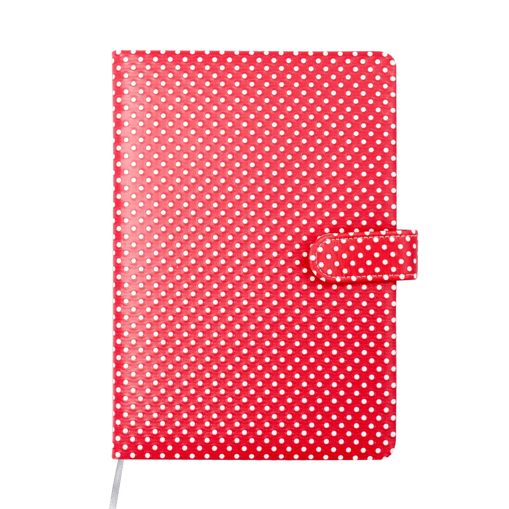 Pink Polka Dot 2015 A5 Diary
