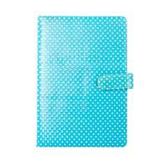 Blue Polka Dot 2015 A5 Diary