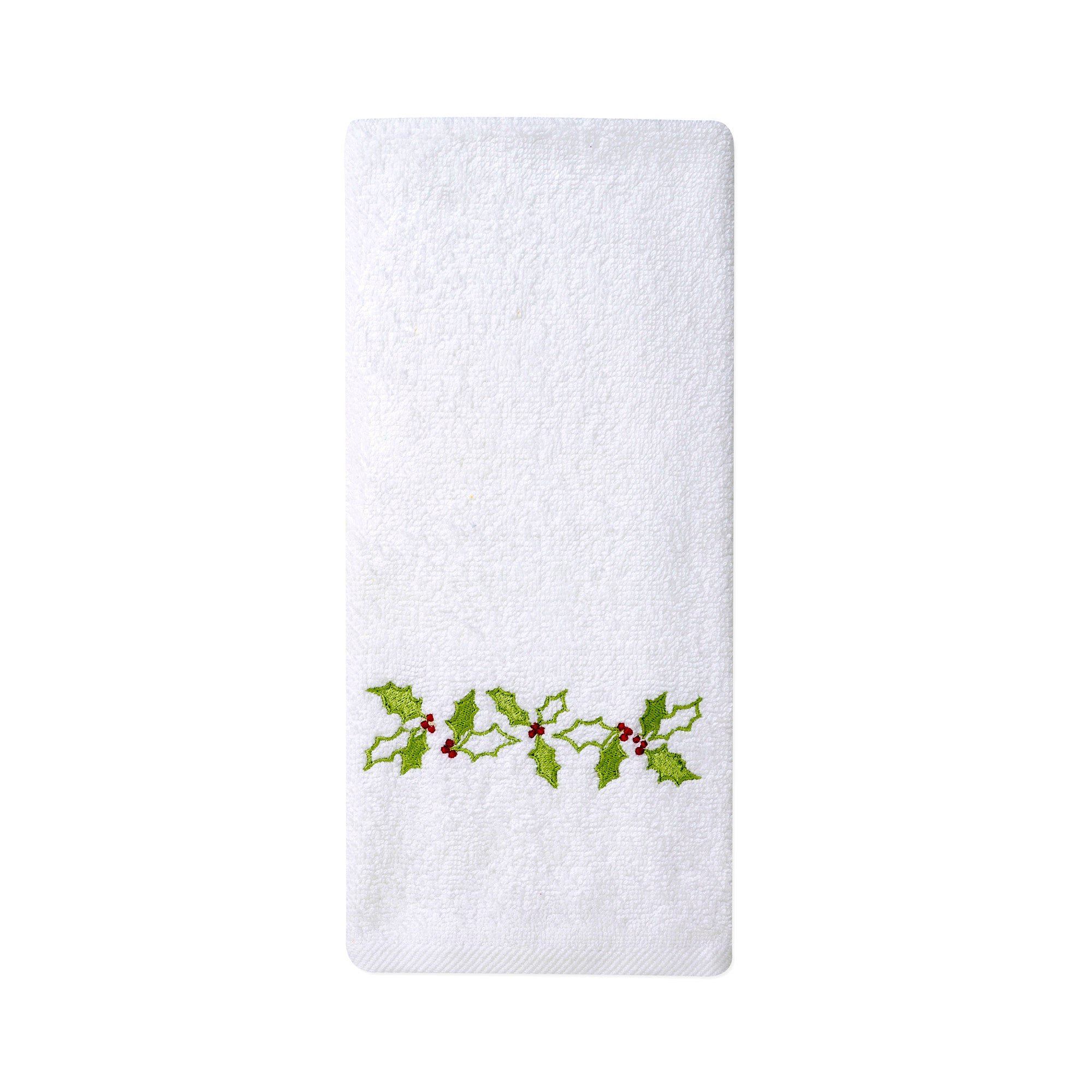 Christmas Holly Towel