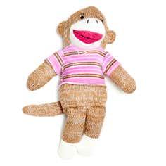 Itsy Bitsy Sock Monkey