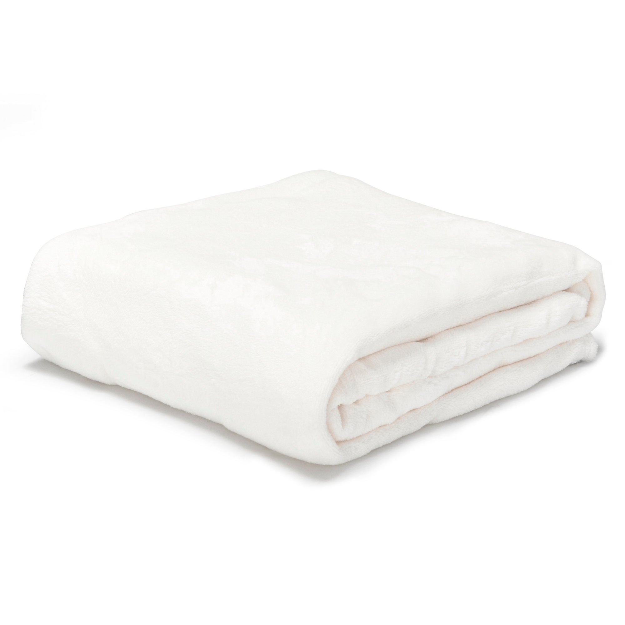 Plain Coral Fleece Blanket