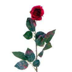 Glittered Red Rose