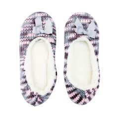 Knitted Ballerina Slippers