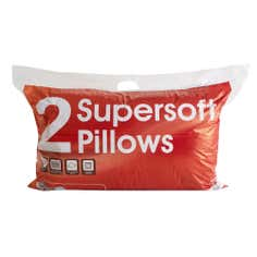 Supersoft Pillow Pair