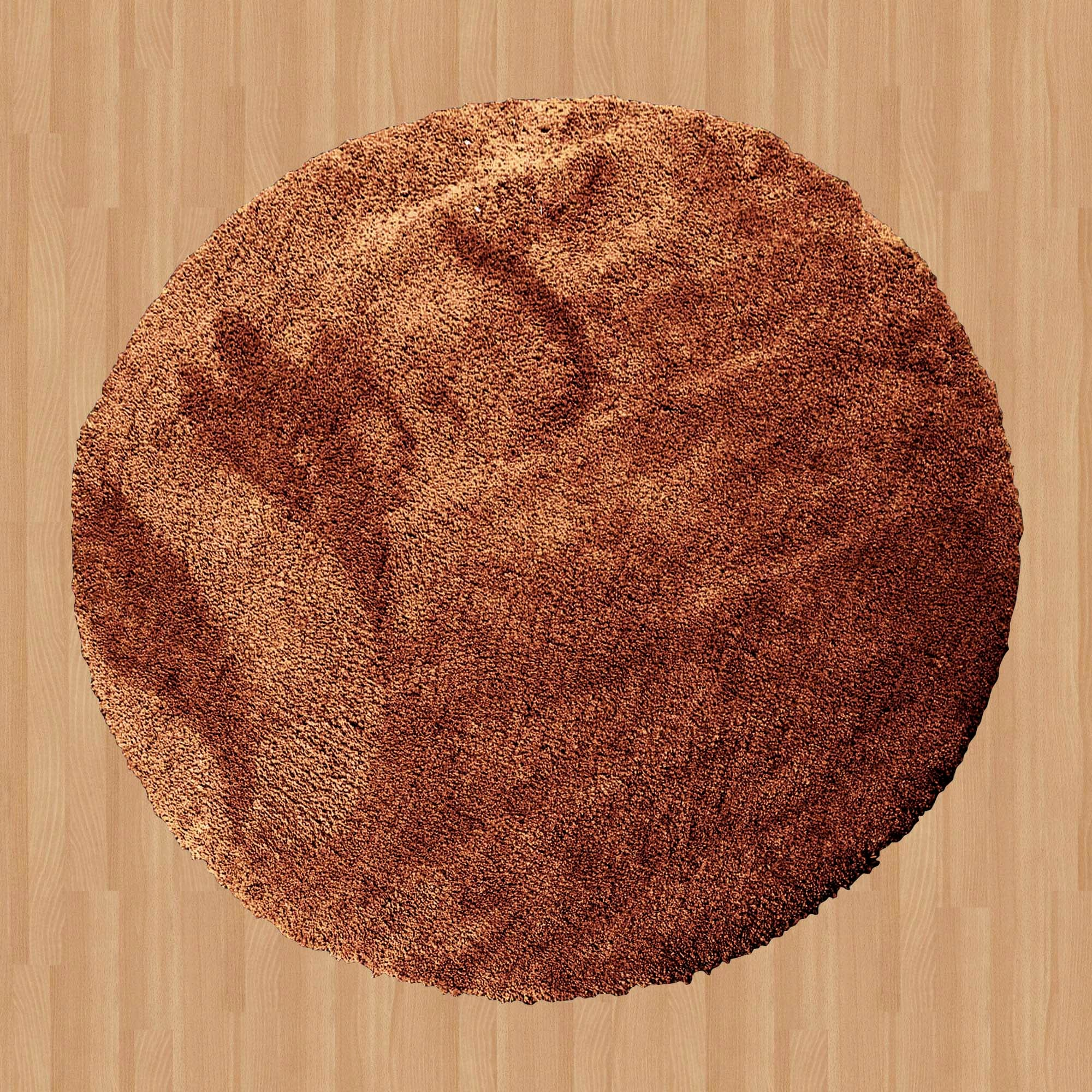 Teddy Bear Round Rug