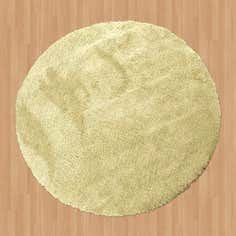 Teddy Bear Small Round Rug