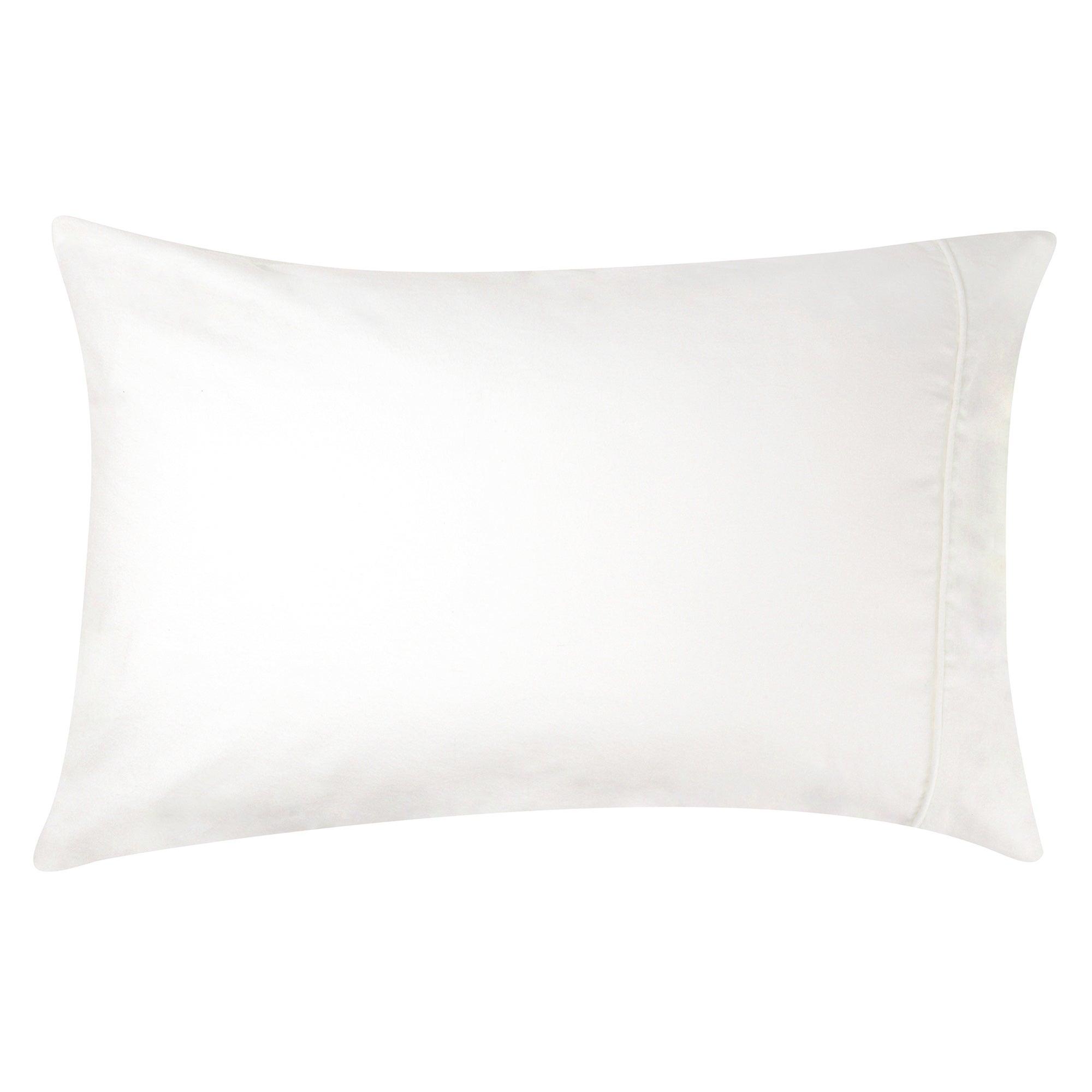 Dorma Cream Velvety Soft Housewife Pillowcase