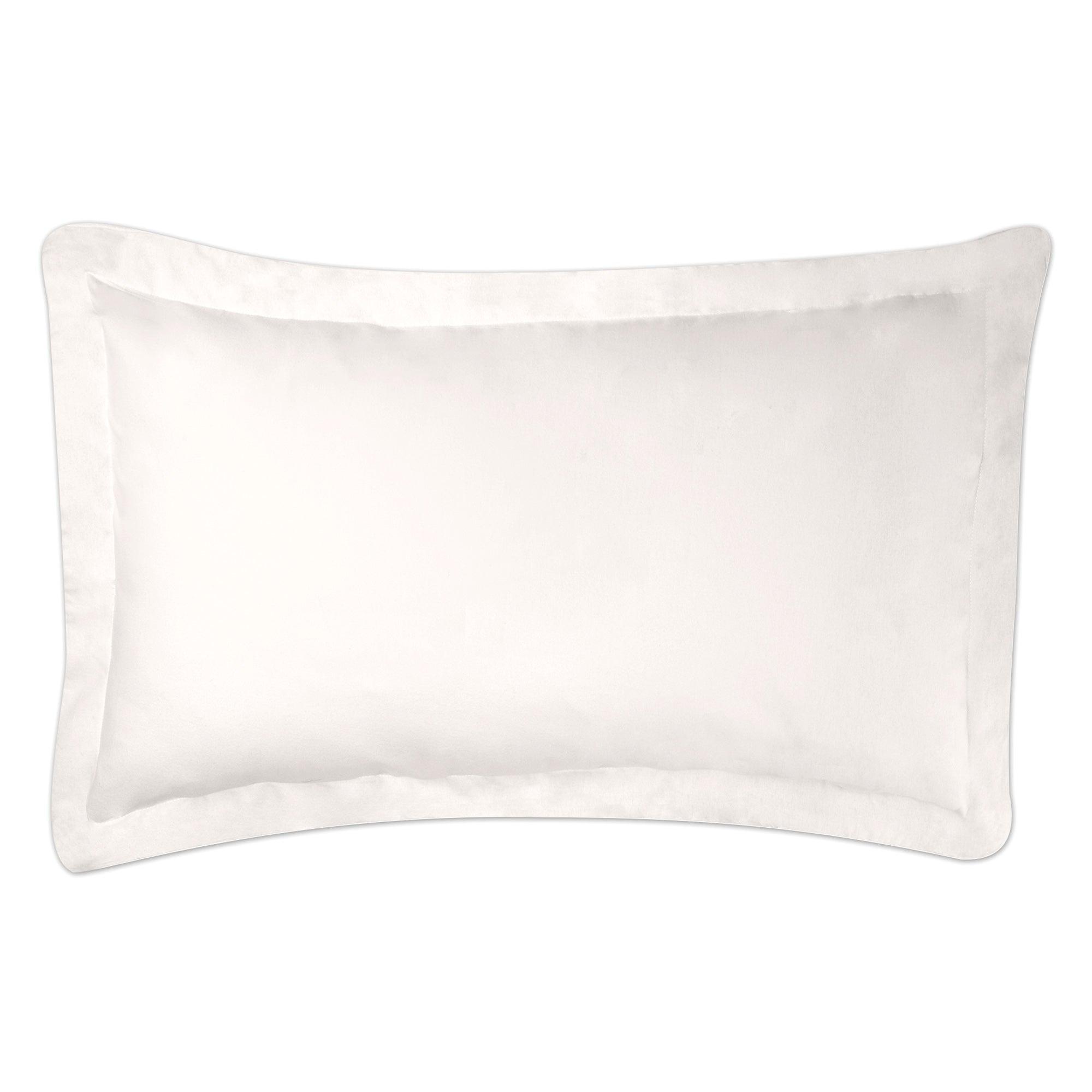 Dorma Cream Velvety Soft Oxford Pillowcase