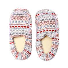 Printed Heatable Slippers