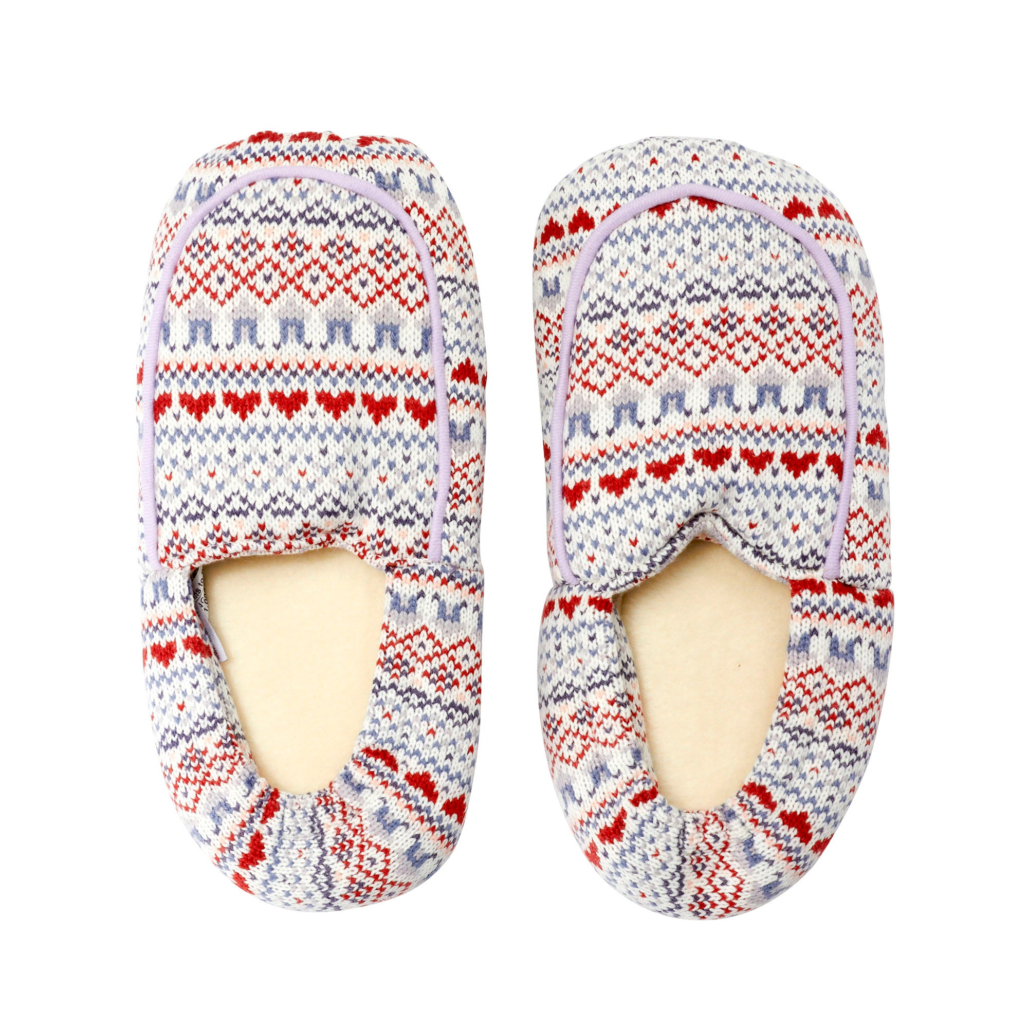 Printed Heatable Slippers