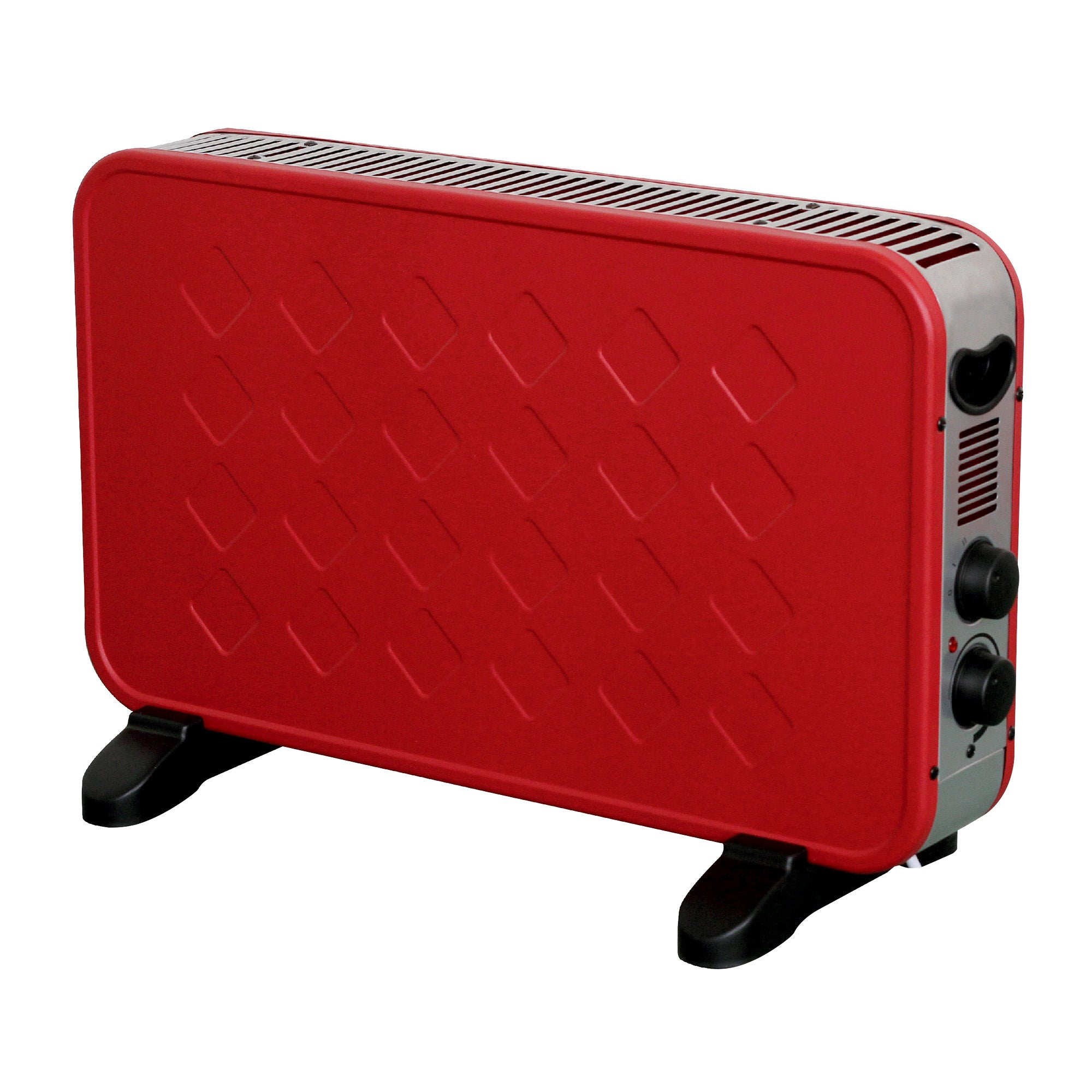 Red Convector Heater