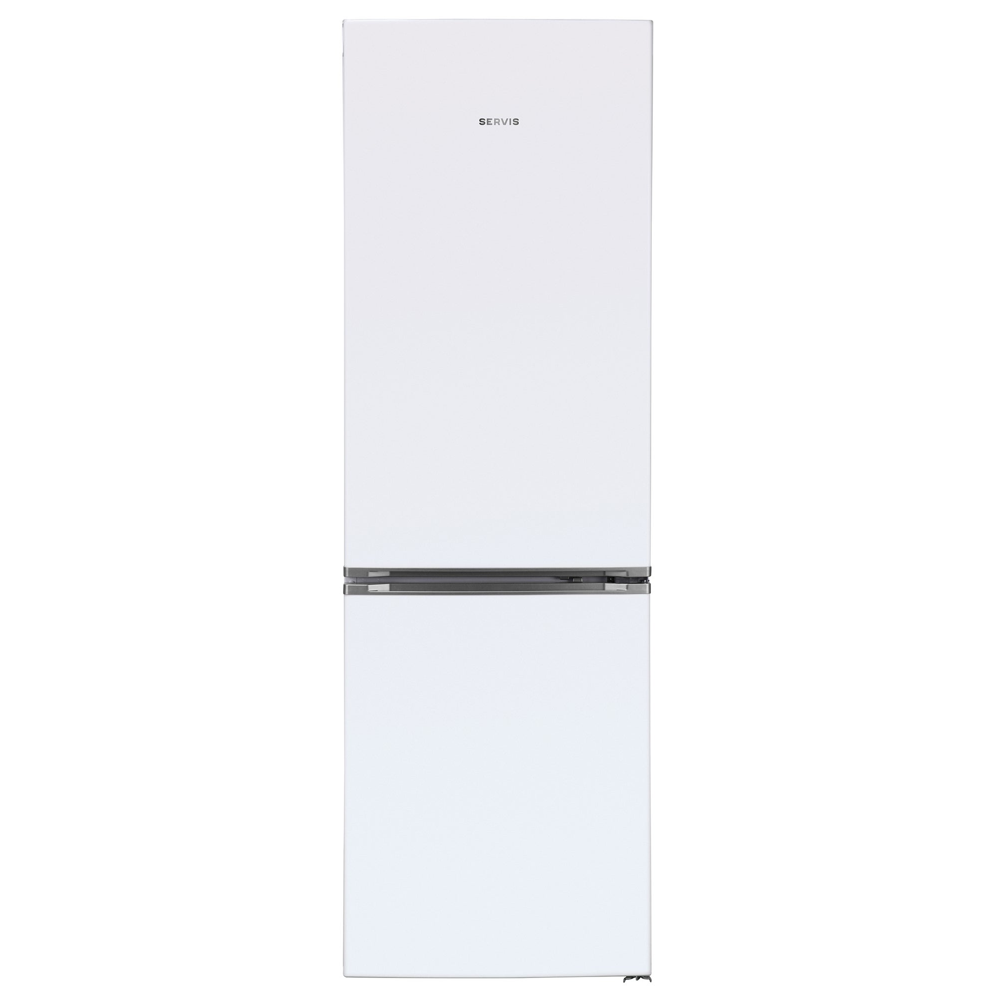 Servis CF60185NFW White Combi Fridge Freezer White