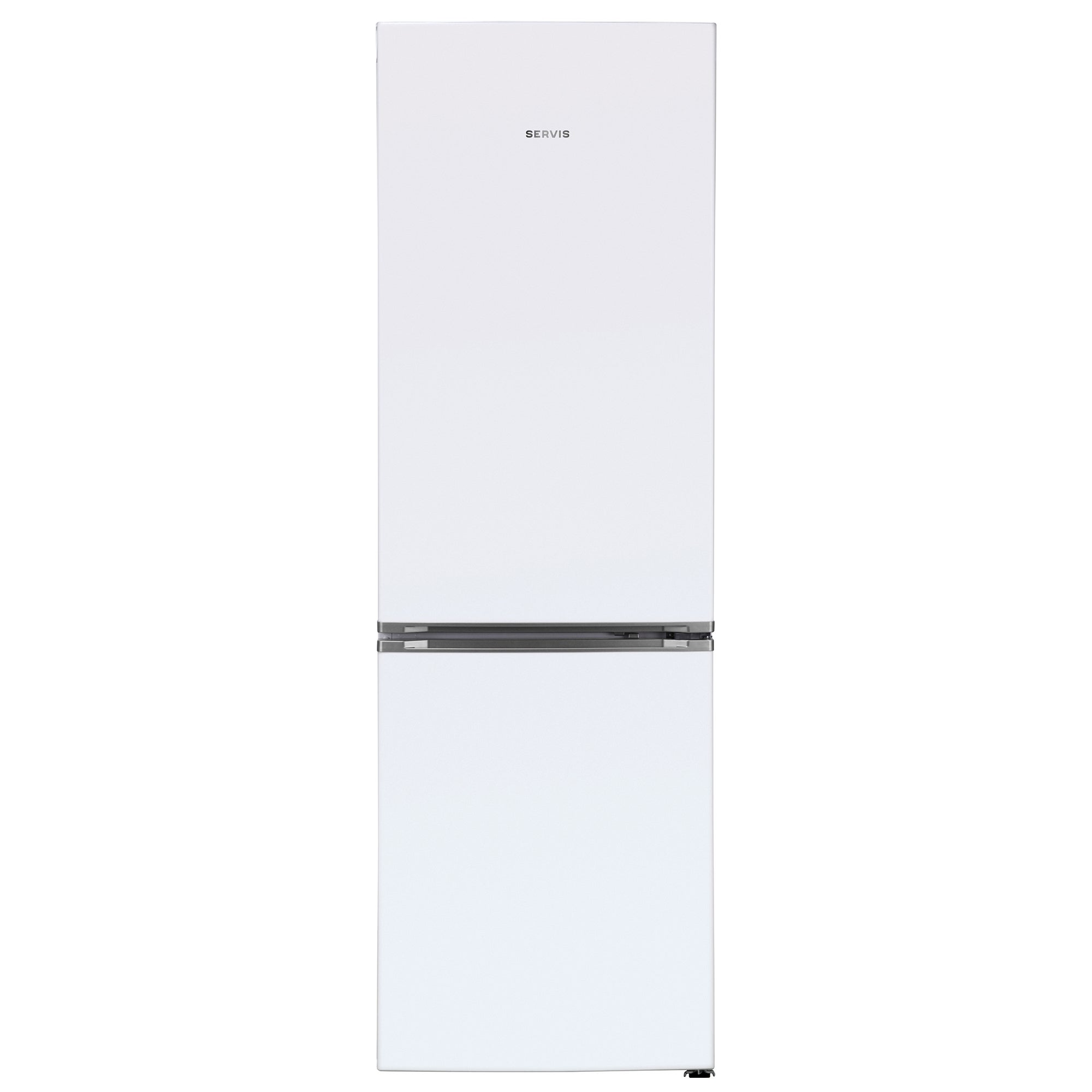 Servis CF60185W White Combi Fridge Freezer White