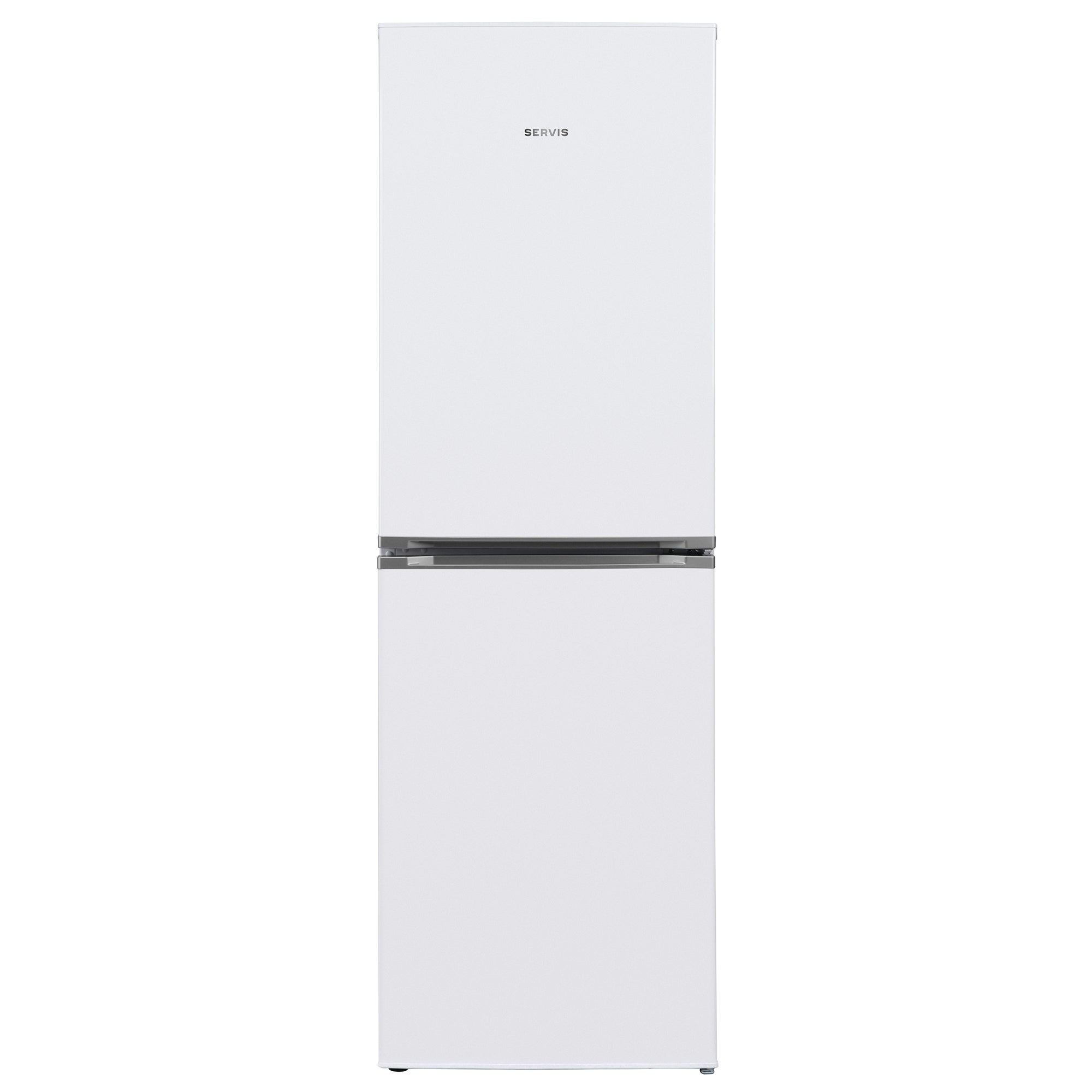Servis CF55170FFW White Combi Fridge Freezer White