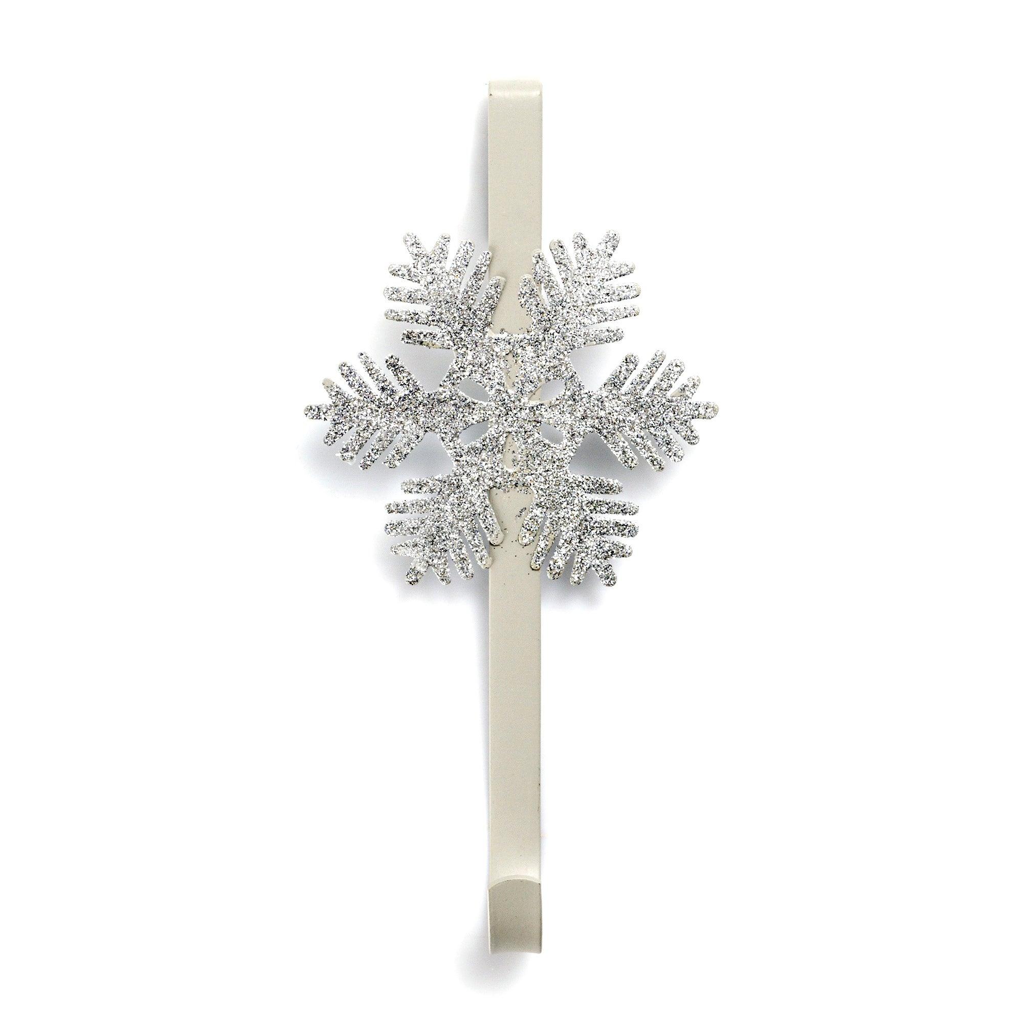 Snowflake Wreath Holder