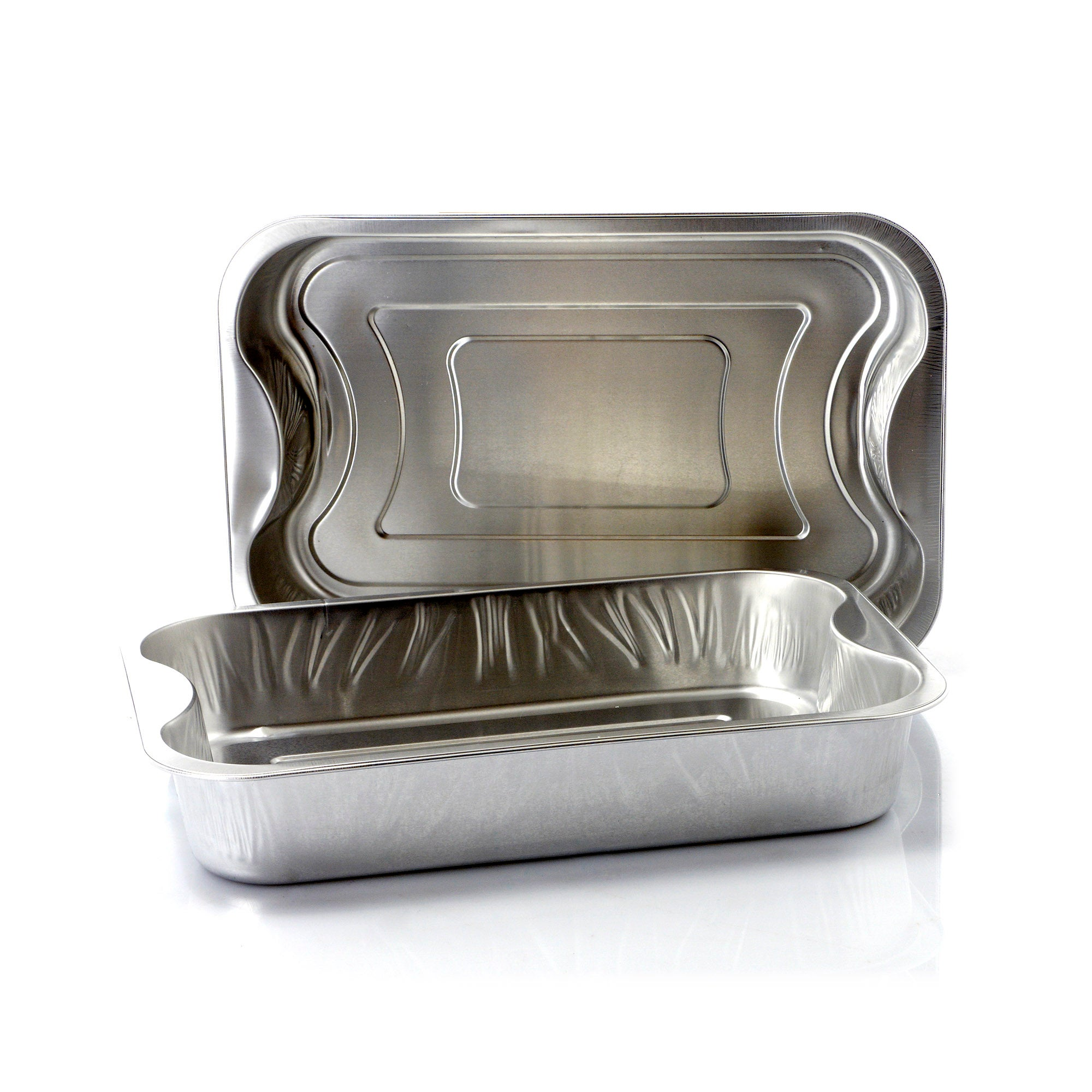 Bacofoil Side by Side Trays