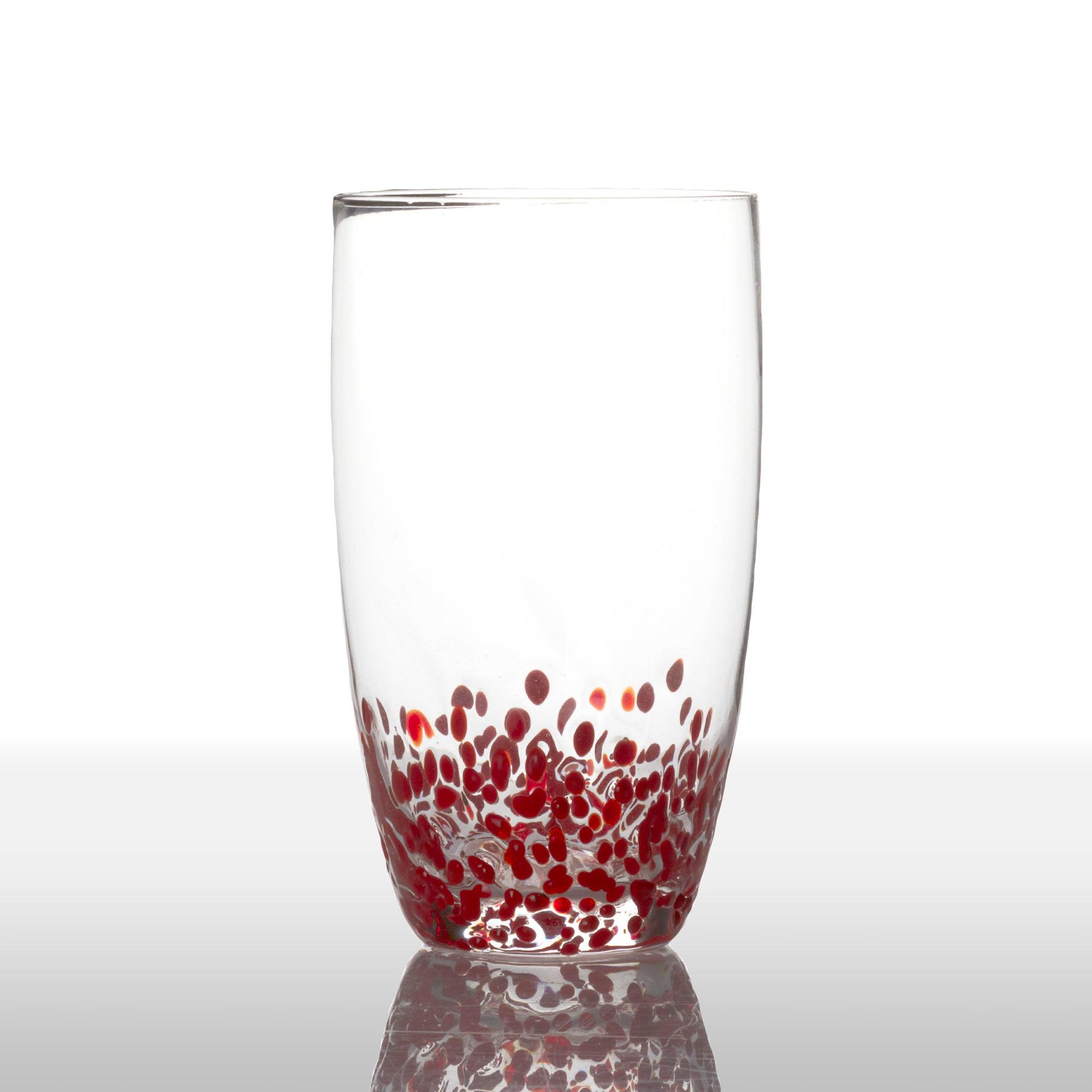 Set of Bubble Hiball Glasses