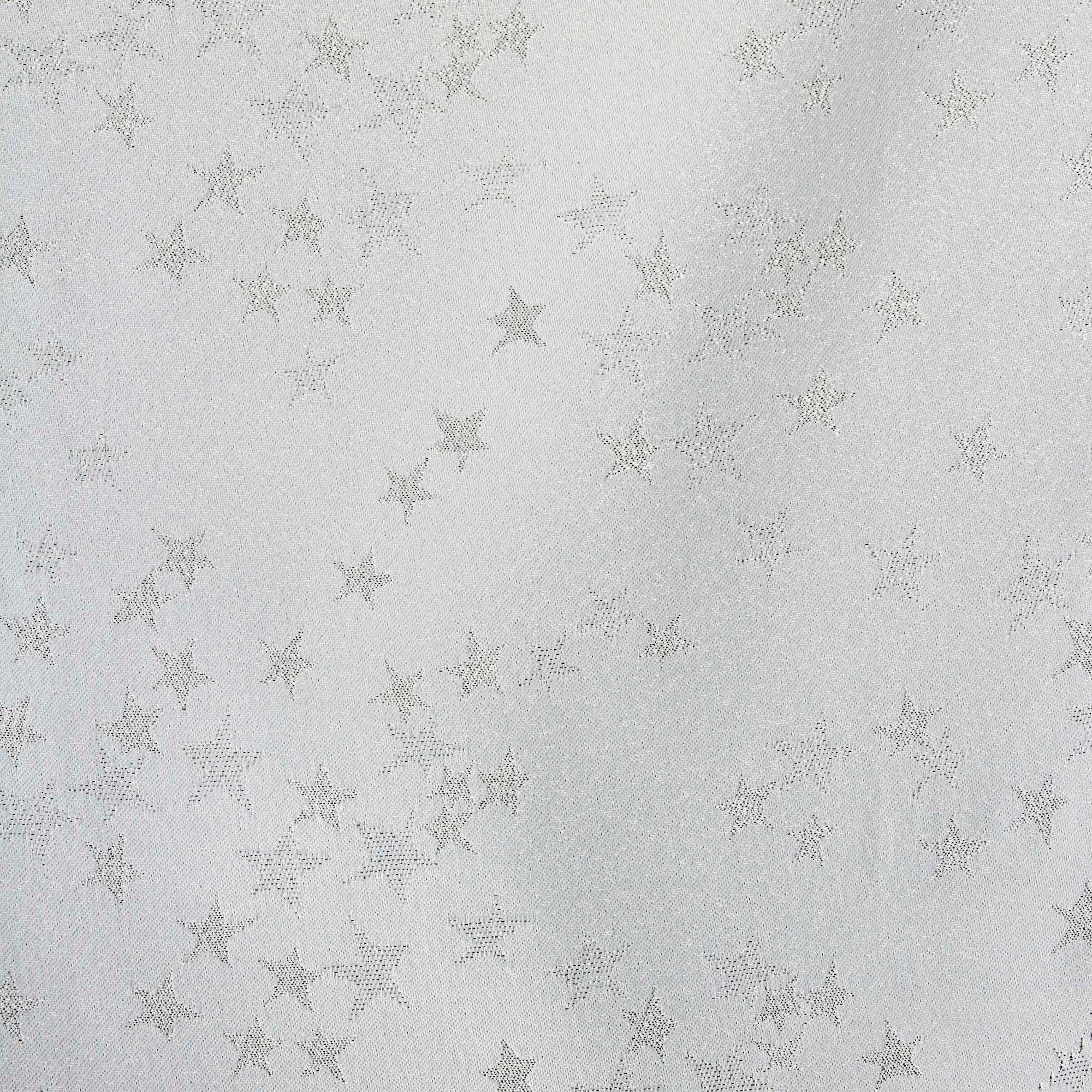 Silver Star Tablecloth