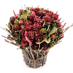 Red Petal and Rose Bundle