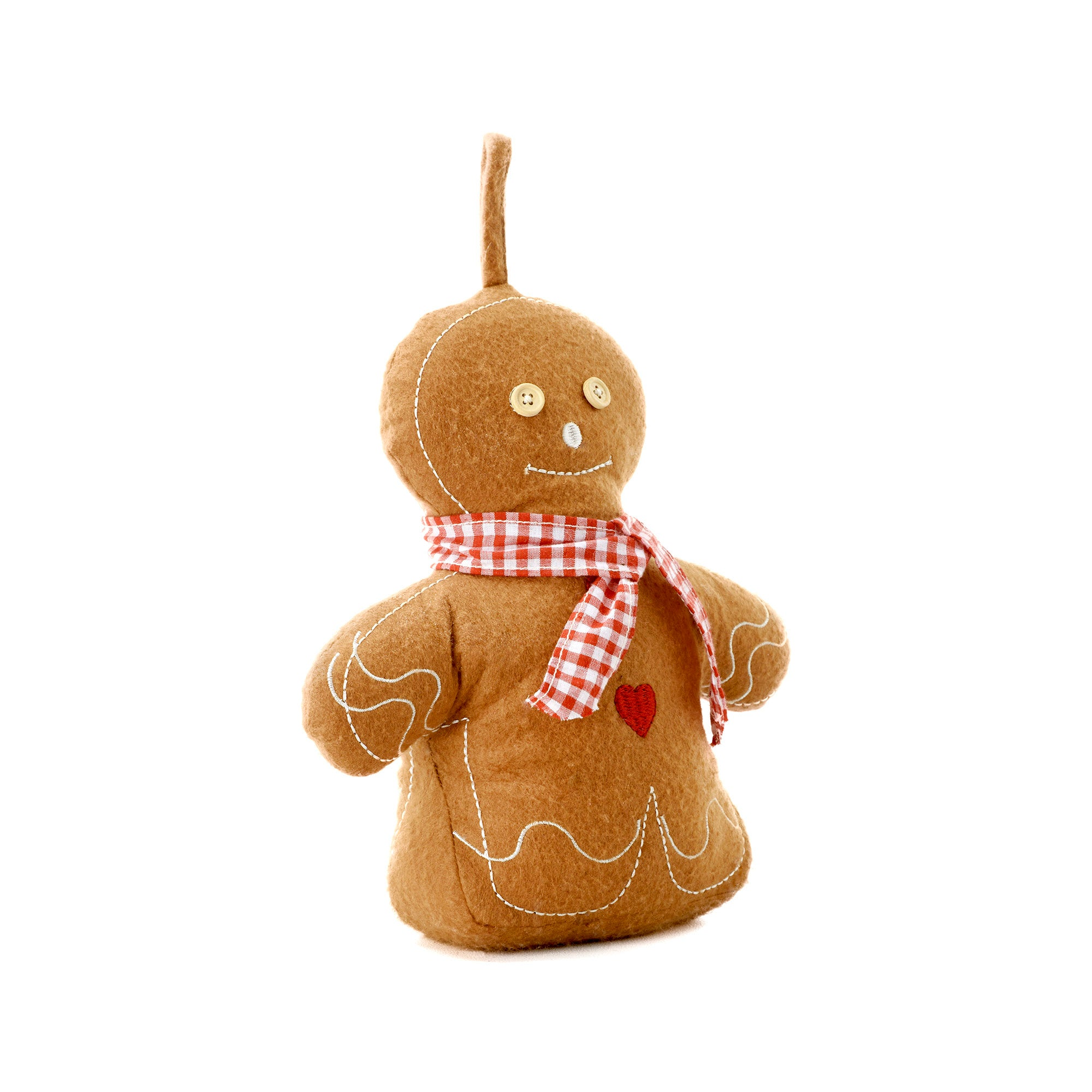 Gingerbread Man Doorstop