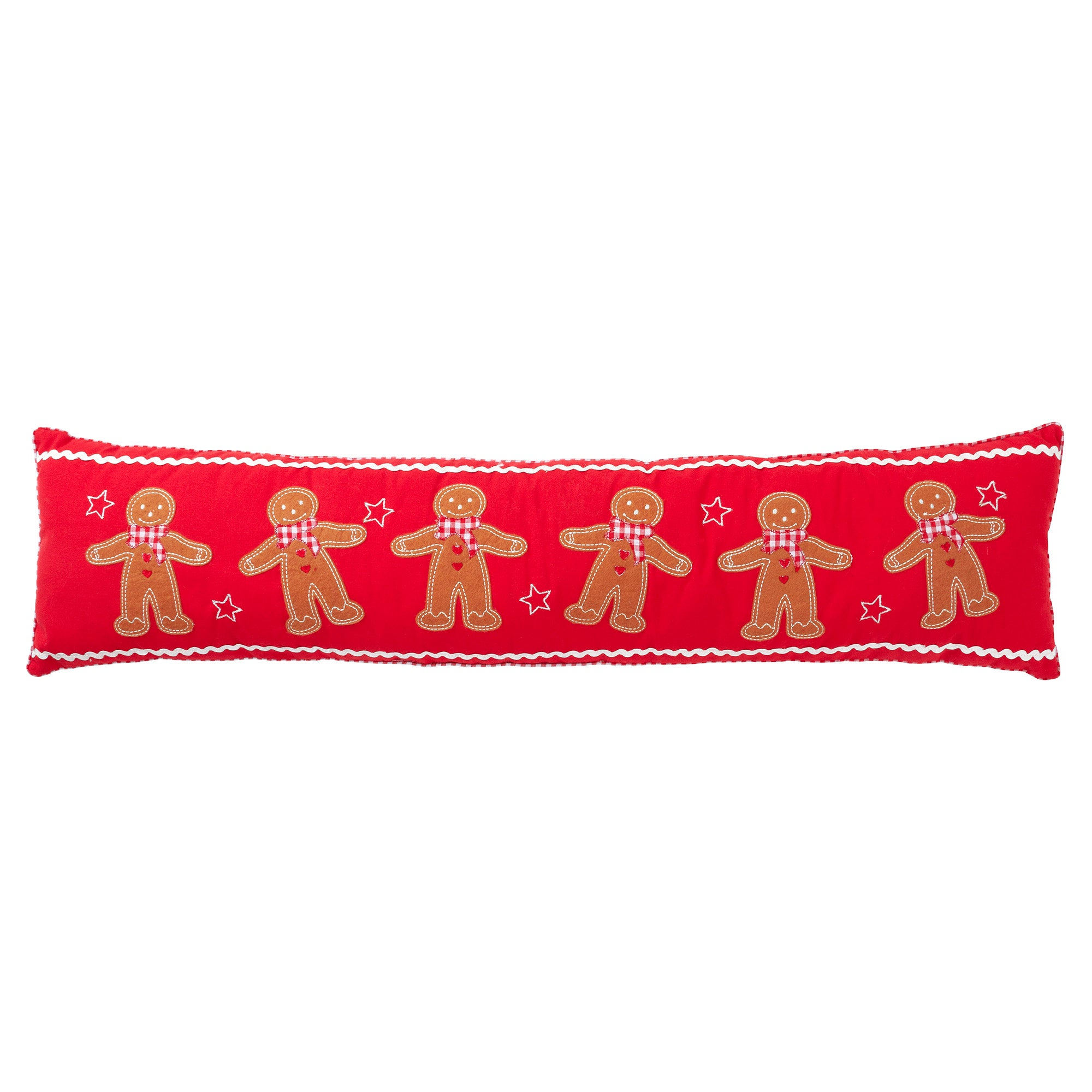 Gingerbread Man Draught Excluder