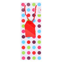 Merry and Bright Bottle Bag