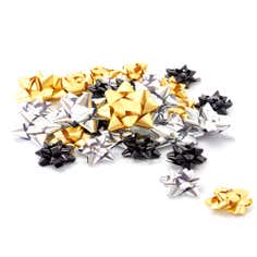 Ritz and Glitz Pack of 40 Assorted Gift Bows