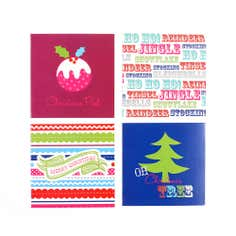 Pack of 20 Assorted Christmas Cards
