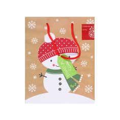 Kids Snowman Gift Bag