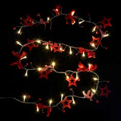 Crisp & Even LED Garland