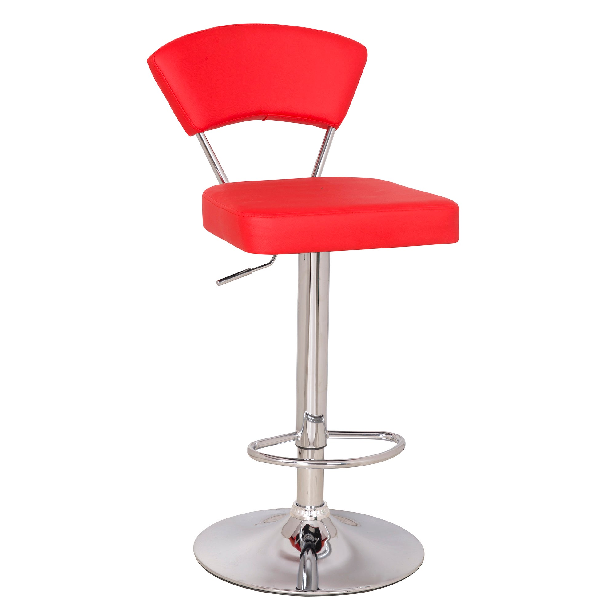 Astrid Modern Upholstered Bar Stool