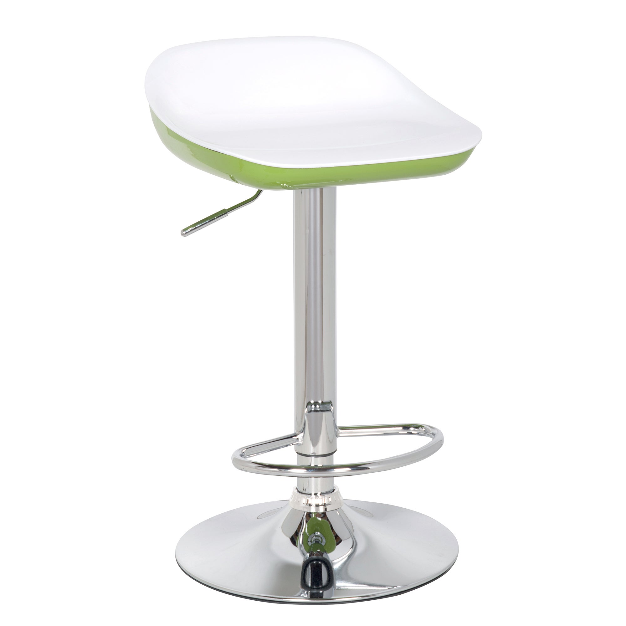 Roma Modern Gas Lift Bar Stool