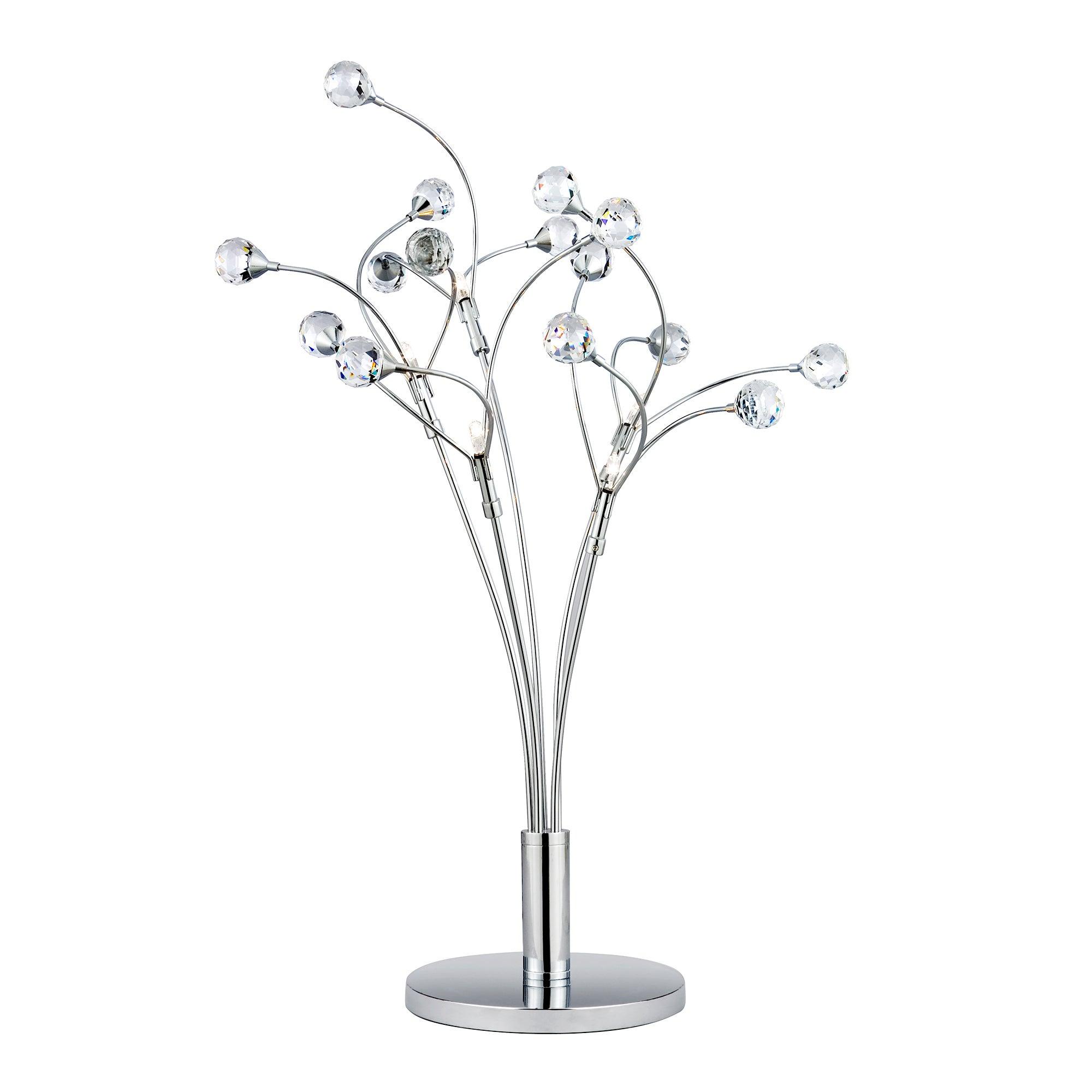 5 Light Table Lamp