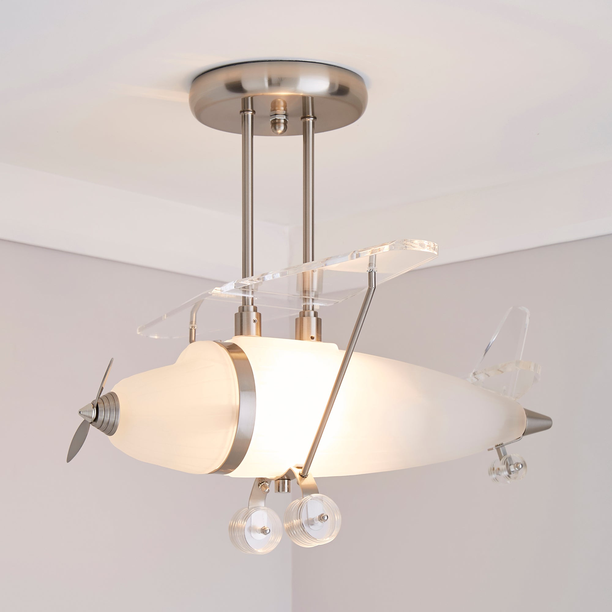 Airplane Light Ceiling Fitting