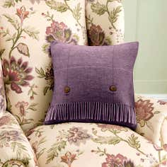Dorma Plum Maldon Cushion