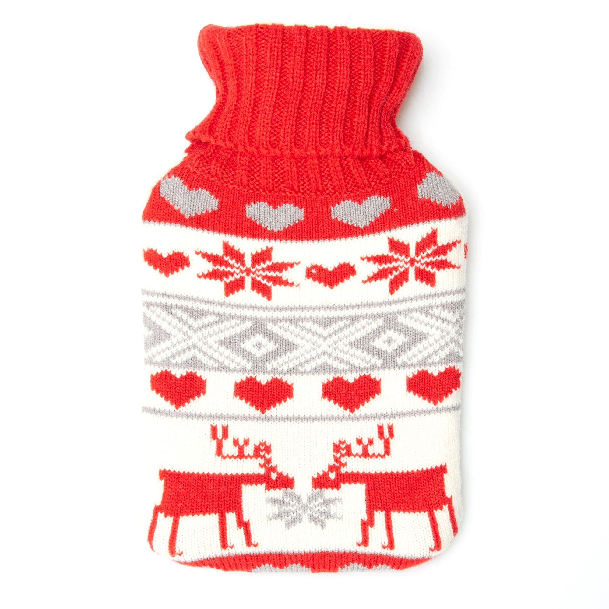 Reindeer Hot Water Bottle