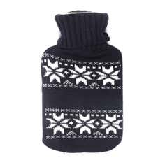 Snowflake Hot Water Bottle