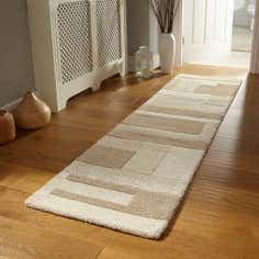Natural Blanche Runner