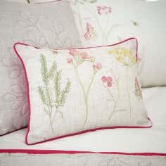 Natural Botanical Gardens Collection Boudoir Cushion