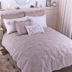 Cream Parisian Collection Bedspread