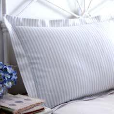 Blue Toile de Jouy Collection Oxford Pillowcase