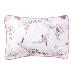 Heather Beautiful Birds Collection Pillow Sham