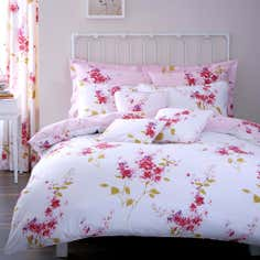 Pink Jenny Collection Duvet Cover Set