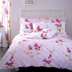 Pink Jenny Collection Bedspread