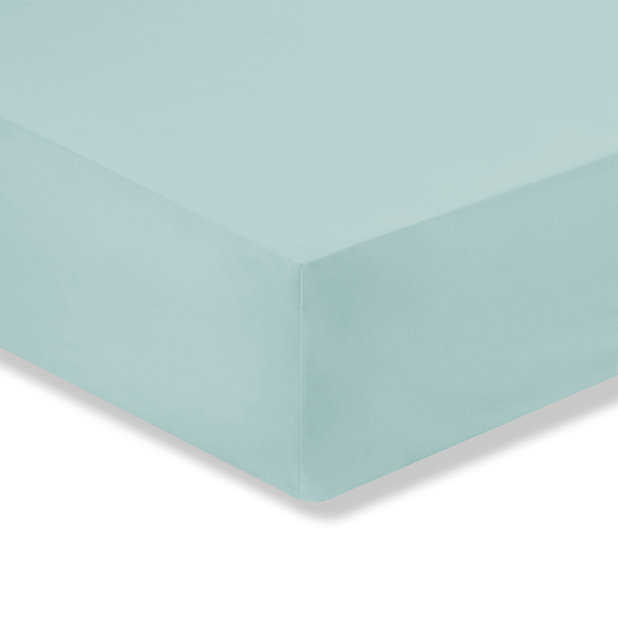Non Iron Plain Dye Collection 32cm Extra Deep Fitted Sheet