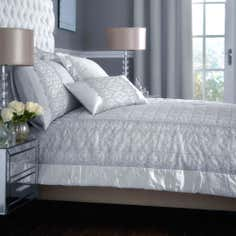 Grey Claudia Collection Bedspread